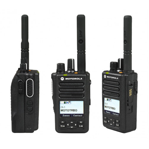Motorola DP3661E UHF Цифровая портативная радиостанция