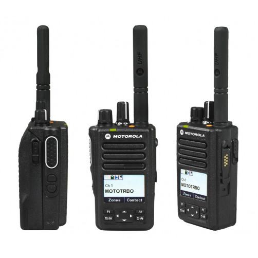Motorola DP3661E VHF Цифровая портативная радиостанция