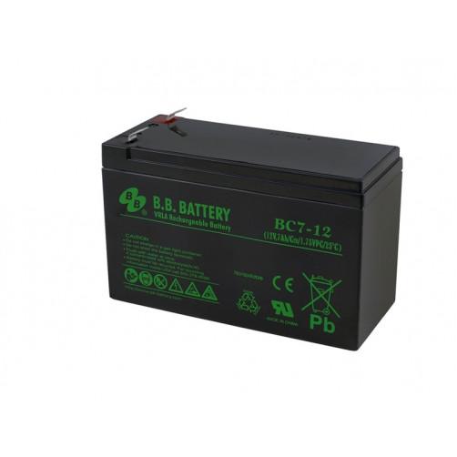 B.B.Battery BC 7-12 Аккумуляторная батарея