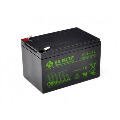 B.B.Battery BC 12-12 Аккумуляторная батарея