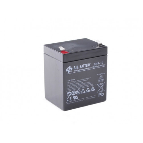B.B.Battery BP 5-12 Аккумуляторная батарея