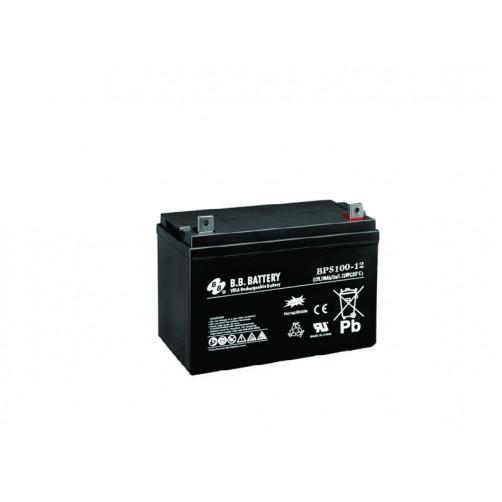 B.B.Battery BPS 100-12 Аккумуляторная батарея