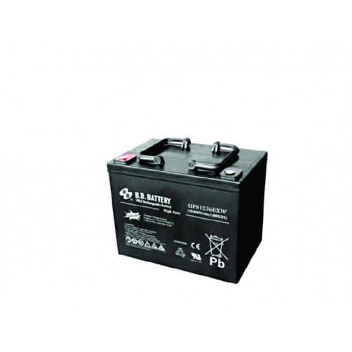 B.B.Battery UPS 12360XW Аккумуляторная батарея