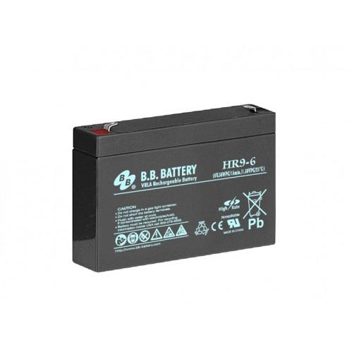 B.B.Battery HR 9-6 Аккумуляторная батарея