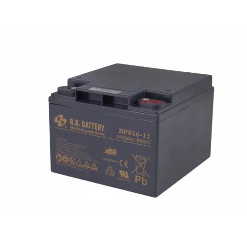 B.B.Battery BPS 26-12 Аккумуляторная батарея