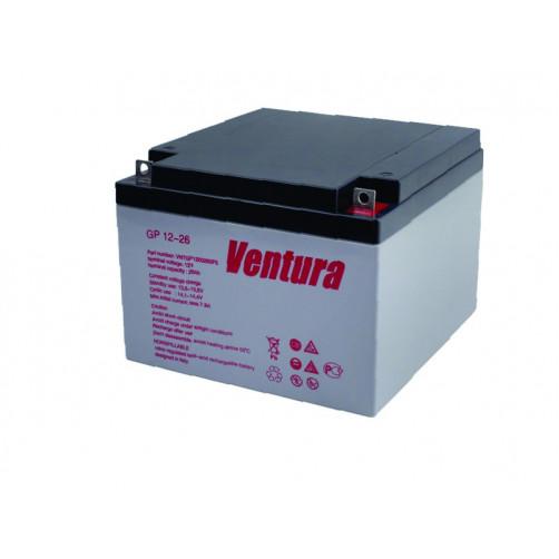 Ventura GP 12-26 аккумуляторная батарея