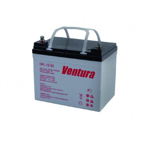 Ventura GPL 12-33 аккумуляторная батарея