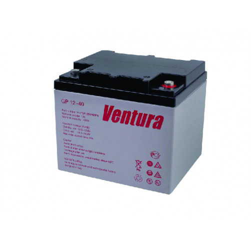 Ventura GP 12-40 аккумуляторная батарея