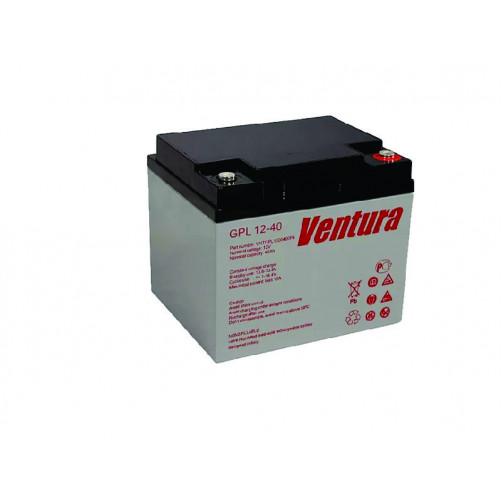 Ventura GPL 12-40 аккумуляторная батарея