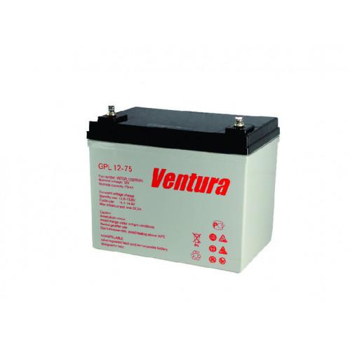 Ventura GPL 12-75 аккумуляторная батарея