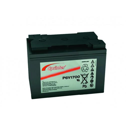 Sprinter P6V1700 аккумуляторная батарея