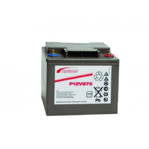Sprinter P12V875 аккумуляторная батарея