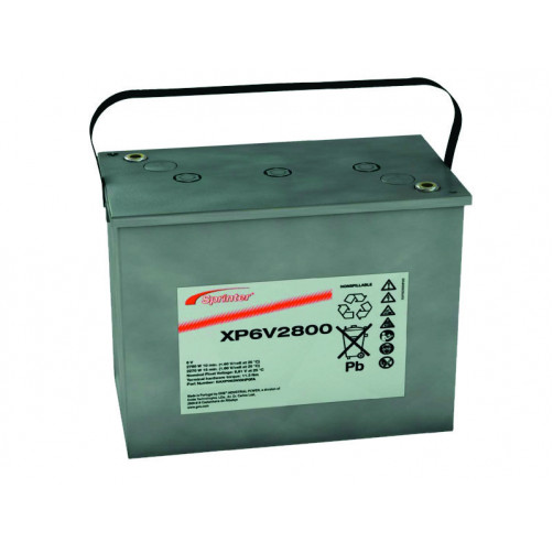 Sprinter XP6V2800 аккумуляторная батарея