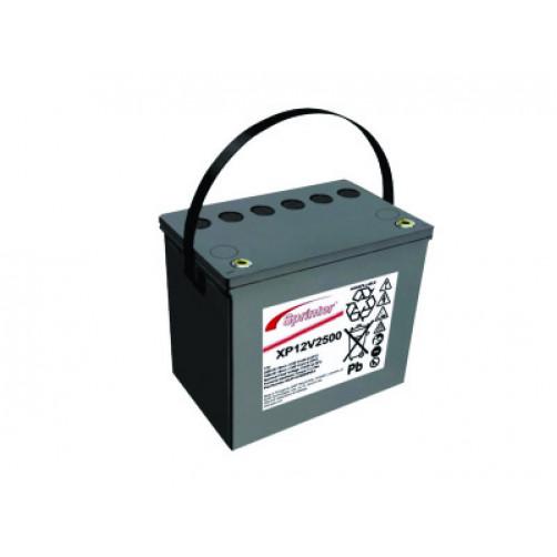 Sprinter XP12V2500 аккумуляторная батарея