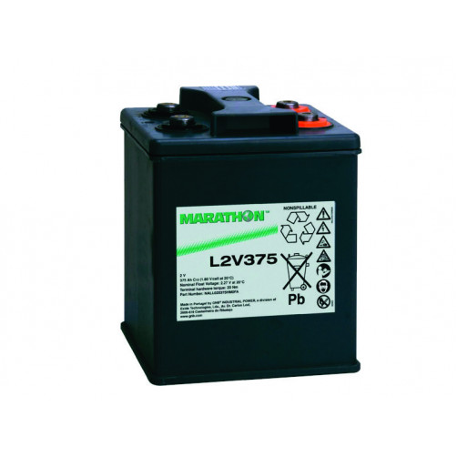 Marathon L2V375 HB аккумуляторная батарея