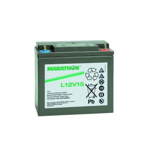 Marathon L12V15 аккумуляторная батарея
