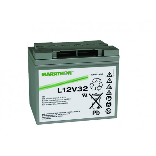 Marathon L12V32 аккумуляторная батарея