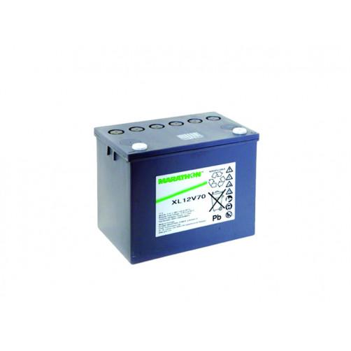 Marathon XL12V70 аккумуляторная батарея