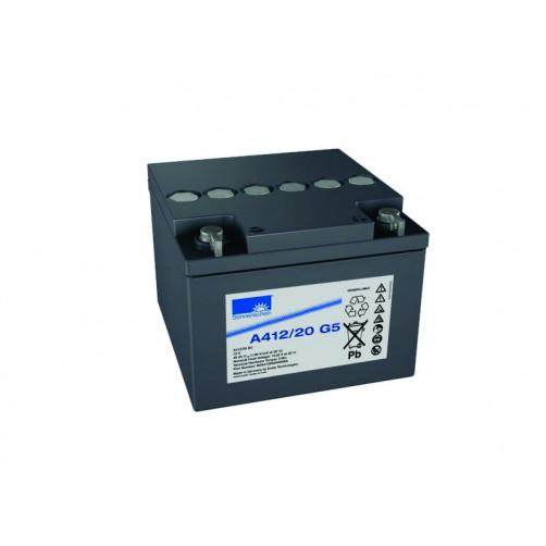 Sonnenschein A412/20 G5 аккумуляторная батарея