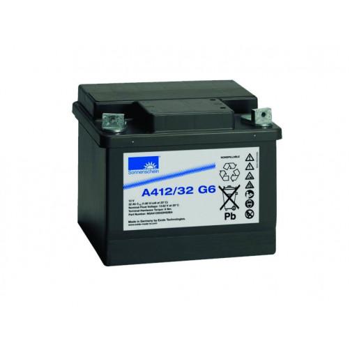 Sonnenschein A412/32 G6 аккумуляторная батарея