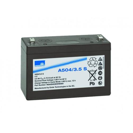 Sonnenschein A504/3,5 S аккумуляторная батарея
