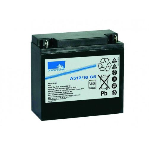 Sonnenschein A512/16 G5 аккумуляторная батарея