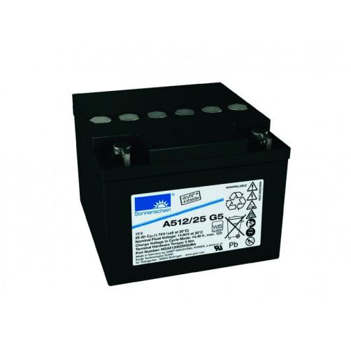 Sonnenschein A512/25 G5 аккумуляторная батарея