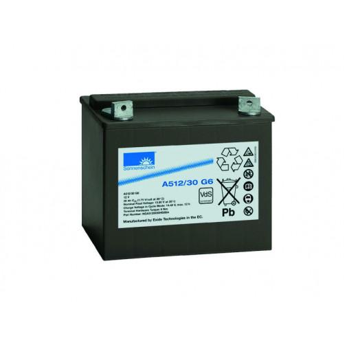 Sonnenschein A512/30 G6 аккумуляторная батарея