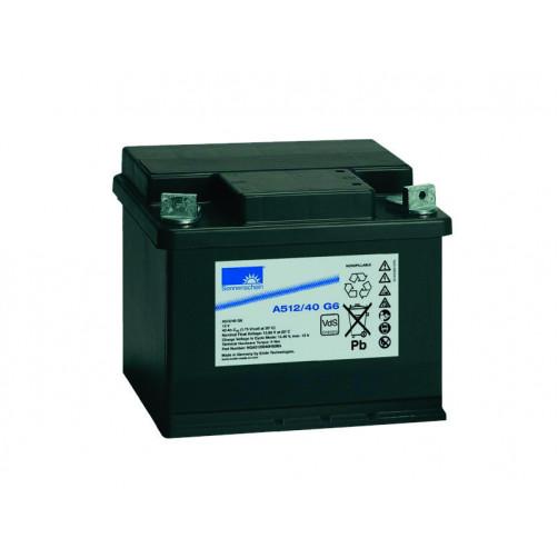 Sonnenschein A512/40 G6 аккумуляторная батарея