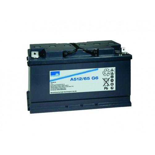 Sonnenschein A512/65 G6 аккумуляторная батарея