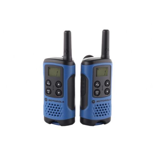 Motorola TLKR T41 blue PMR Безлицензионная радиостанция