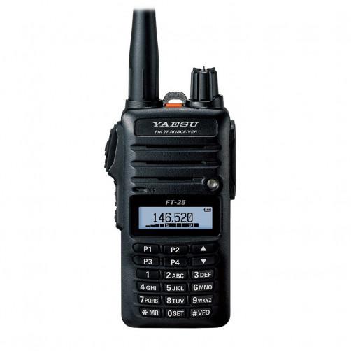 Yaesu FT-25R VHF Радиолюбительская портативная радиостанция