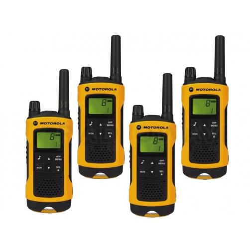 Motorola TLKR T80 Extreme Quad PMR Безлицензионная радиостанция