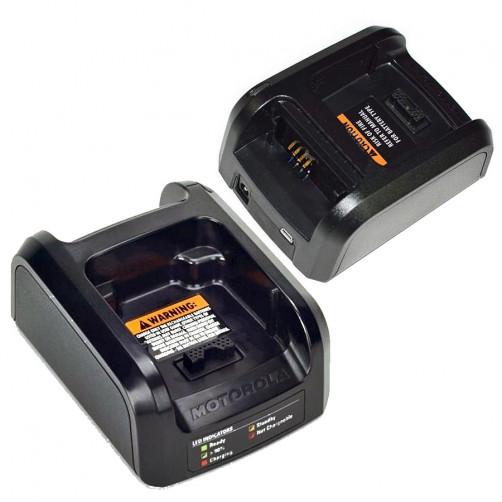 Motorola PMLN6494 Зарядное устройство настольное двойное