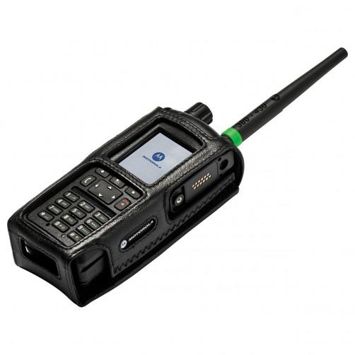 Motorola PMLN6251 Чехол кожаный