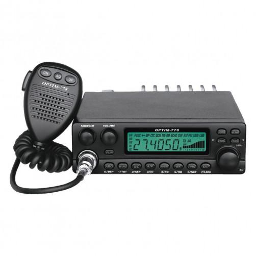 OPTIM-778 CB радиостанция