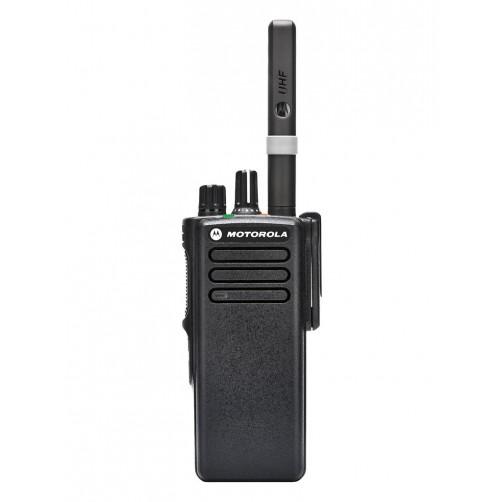 Motorola DP4401E SMA MDH56RDS9RA1AN UHF Цифровая портативная радиостанция