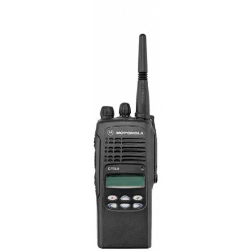 Motorola GP360 UHF Радиостанция
