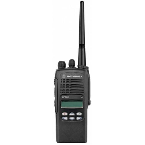 Motorola GP360 VHF Радиостанция