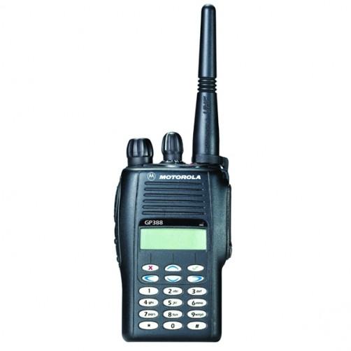 Motorola GP388 VHF Радиостанция
