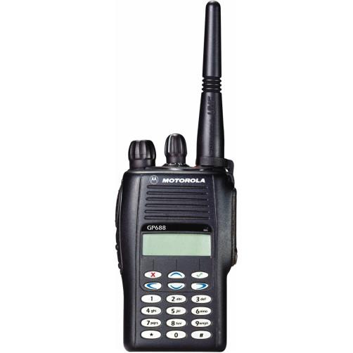 Motorola GP688 UHF Радиостанция