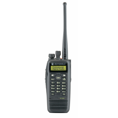 Радиостанция Motorola DP3600, версия VHF+