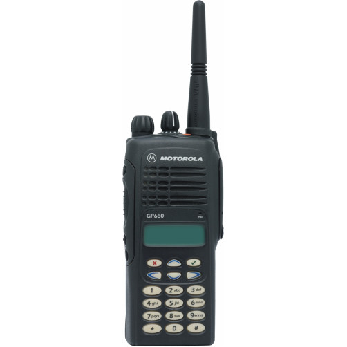 Motorola GP680 VHF Радиостанция