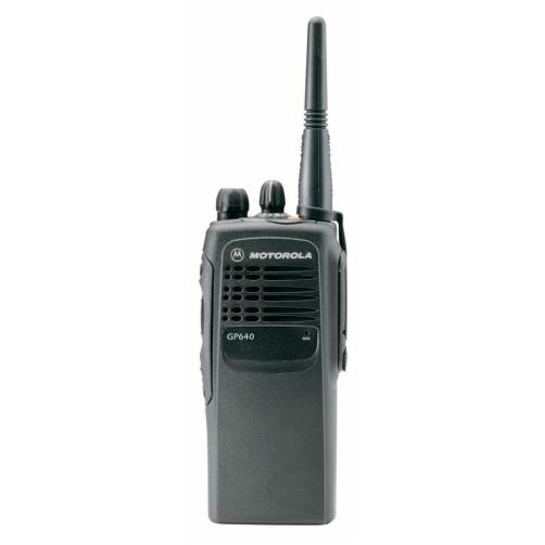 Motorola GP640 VHF Радиостанция