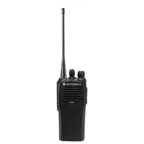 Motorola CP040 MDH50QDC9AA2AN UHF1-16ch Радиостанция портативная