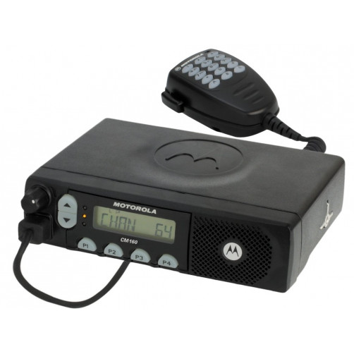 Motorola CM160 VHF2 Радиостанция