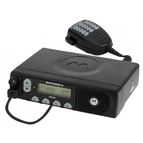 Motorola CM360 VHF2 Радиостанция