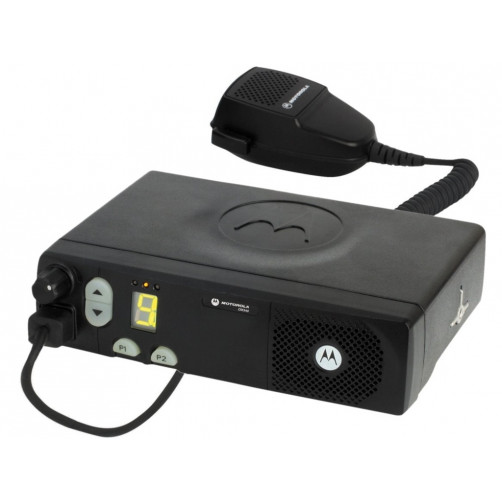 Радиостанция Motorola CM340, версия VHF2