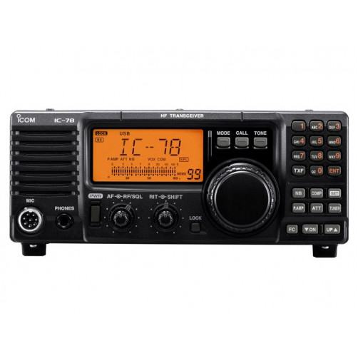 Радиостанция Icom IC-78 HF