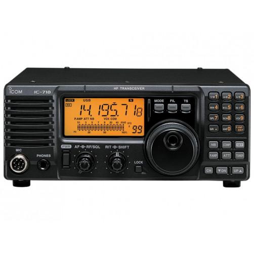 Радиостанция Icom IC-718 HF